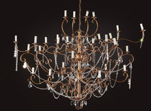 Load image into Gallery viewer, Chandelier from Hotel du Cap Eden-Roc
