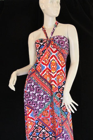 Anytime Aztec Dress