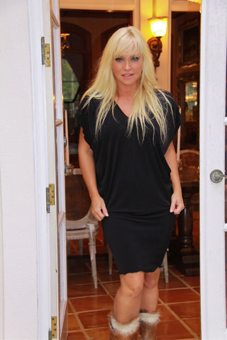 Nancy Dress - Black
