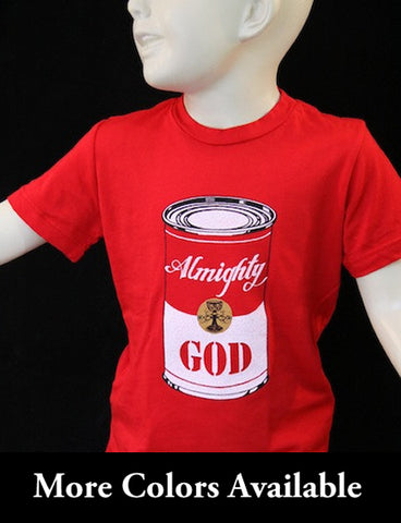 Kid's God Can T-Shirt