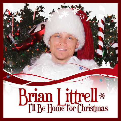 I'll Be Home for Christmas by Brian