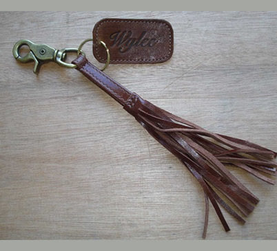 Jack Wiley Key Chain