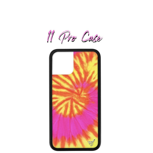 Swirl Tie Dye iPhone 11/11P Case