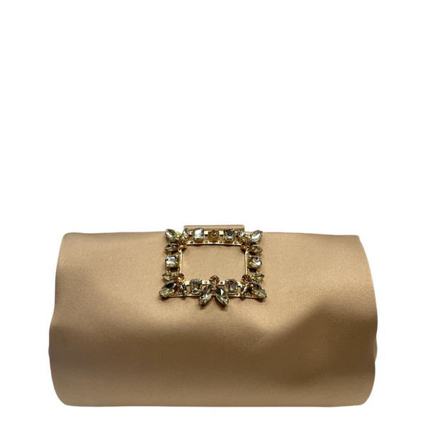 India Wallet - Light mocca