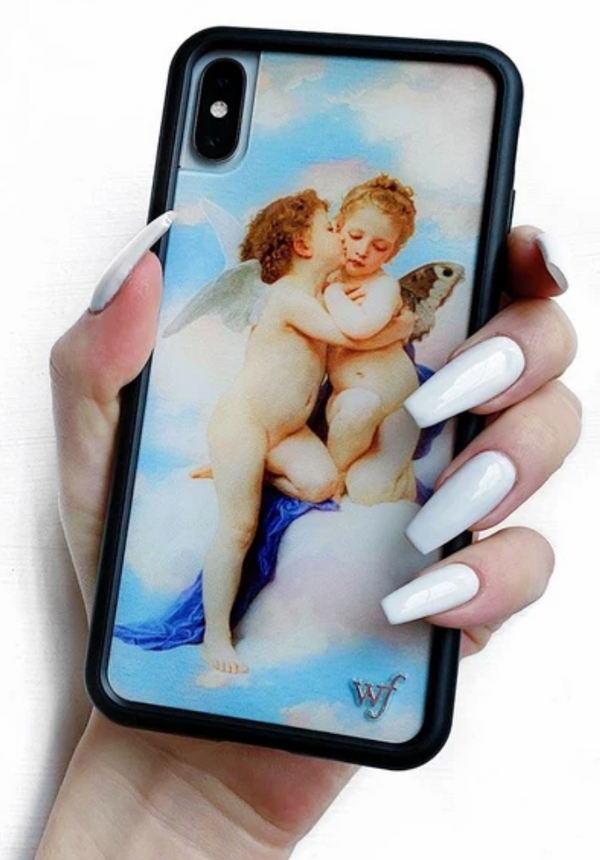 Angels iPhone Xs Max Case