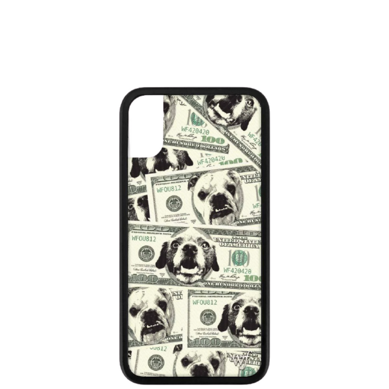 Dollar Dog Iphone Case