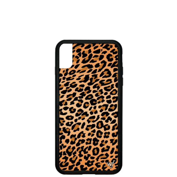 Leopard Iphone 6/7/8 and Iphone Xs Case