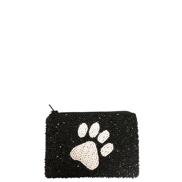 Paw Print Coin Purse