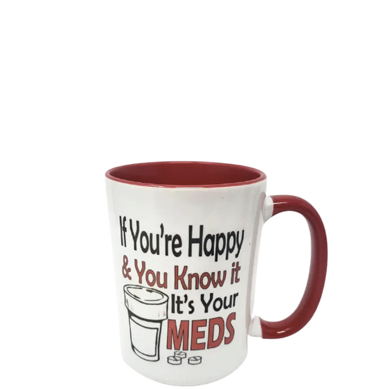 If You're Happy and You Know it, It's Your Med