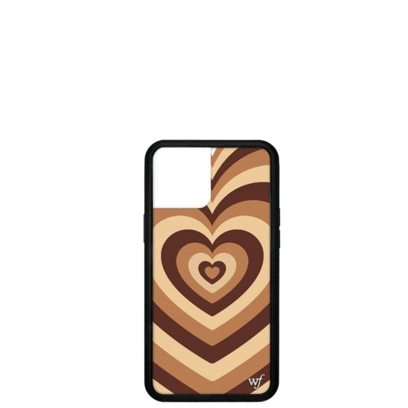 Latte Love iPhone 12 Pro Max Case