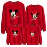 Pull Famille Mickey