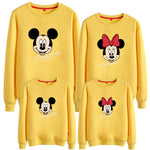 Pull Famille Minnie