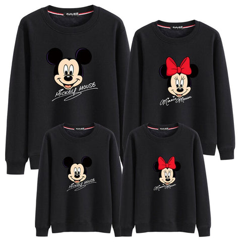Pull Famille Mickey Minnie