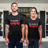 Couple Gamer T Shirt T Shirt Couple Mon Mini Moi