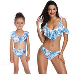 Maillot de bain 2 pièces VAHINE- Mon Mini Moi Dad mom and my surprise Store