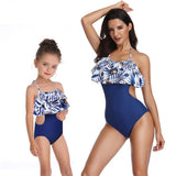 Maillot de bain une piece IBIZA - Mon Mini Moi Dad mom and my surprise Store