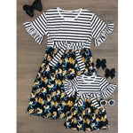 Robes Mere Filles Assorties Robe Mere Fille Mon Mini Moi