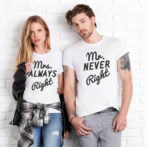 T Shirt Couple T Shirt Couple Mon Mini Moi