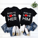 T Shirt Couple Assorti T Shirt Assorti Mon Mini Moi
