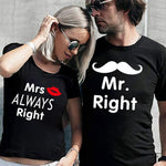 T Shirt Couple Original T Shirt Couple Mon Mini Moi