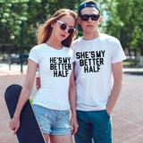 T Shirts Couple T Shirt Couple Mon Mini Moi