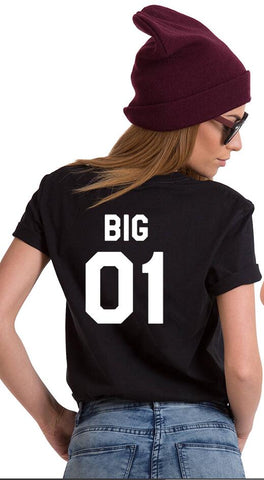 Tee Shirt Assorti Meilleures Amies T Shirt Assorti Mon Mini Moi Big S