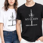 Tee shirt couple - YOU ARE MY... T-Shirts YOFOCOO Official Store