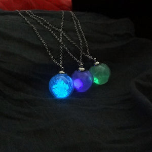 Mystical Orb Necklace