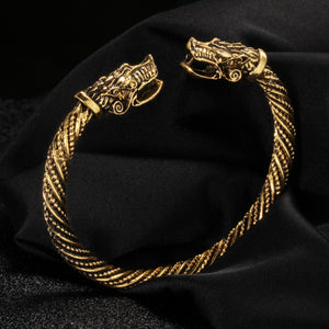 Royal Dragon Cuffs