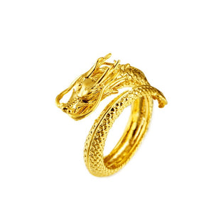 Royal Dragon Ring