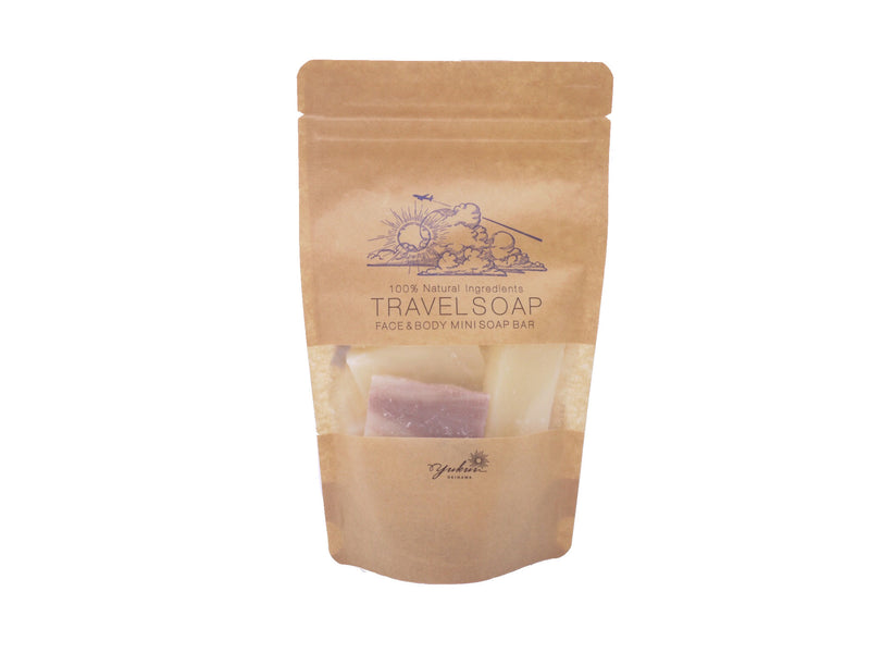TRAVEL SOAP|FACE & BODY