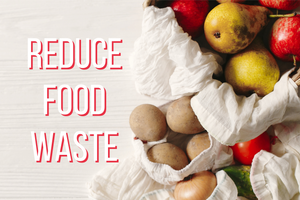 Reducing wasted food: an ethical issue.