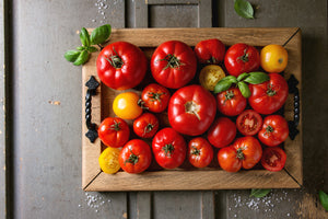 Tomatoes & Italy, a Red Love Story