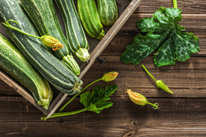 It's ZUCCHINI DAY: sneak some onto you neighbor's porch