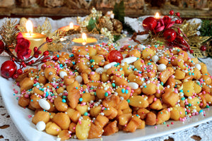 STRUFFOLI, CALZONCELLI & friends: Beloved Italian Christmas Traditions