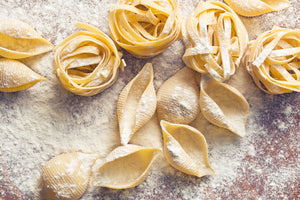 National Pasta Day: thank you, Agromonte and Pasta Cuomo!