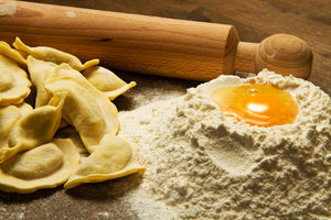 Handmade Pasta dough for beginners in 4 EASY STEPS