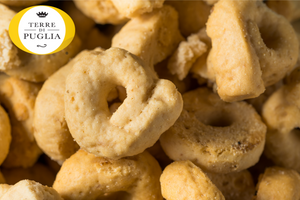 "Terre Di Puglia - Reinventing the art of ""taralli"" the most popular Italian snack"