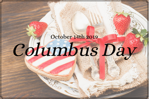 COLUMBUS DAY: ITALY'S CULTURAL CONTRIBUTION TO THE US