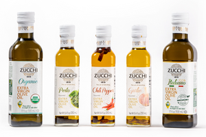 Oleificio Zucchi, where extra virgin olive oil is something else!