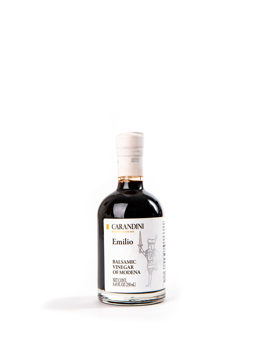 Balsamic Vinegar of Modena PGI Emilio Silver 8.45 Oz - Magnifico Food