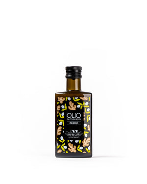 Ginger Extra Virgin Olive Oil 6.76 Fl Oz - Magnifico Food