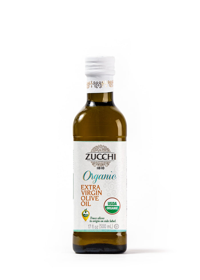Organic Extra Virgin Olive Oil 17 Fl Oz