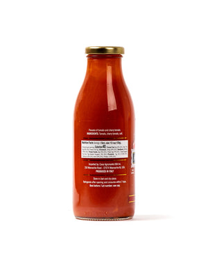 Passata of Cherry Tomato 18.34 Oz - Magnifico Food