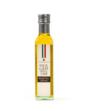 Olive Oil with Black Truffle 8.45 Fl Oz - Magnifico Food