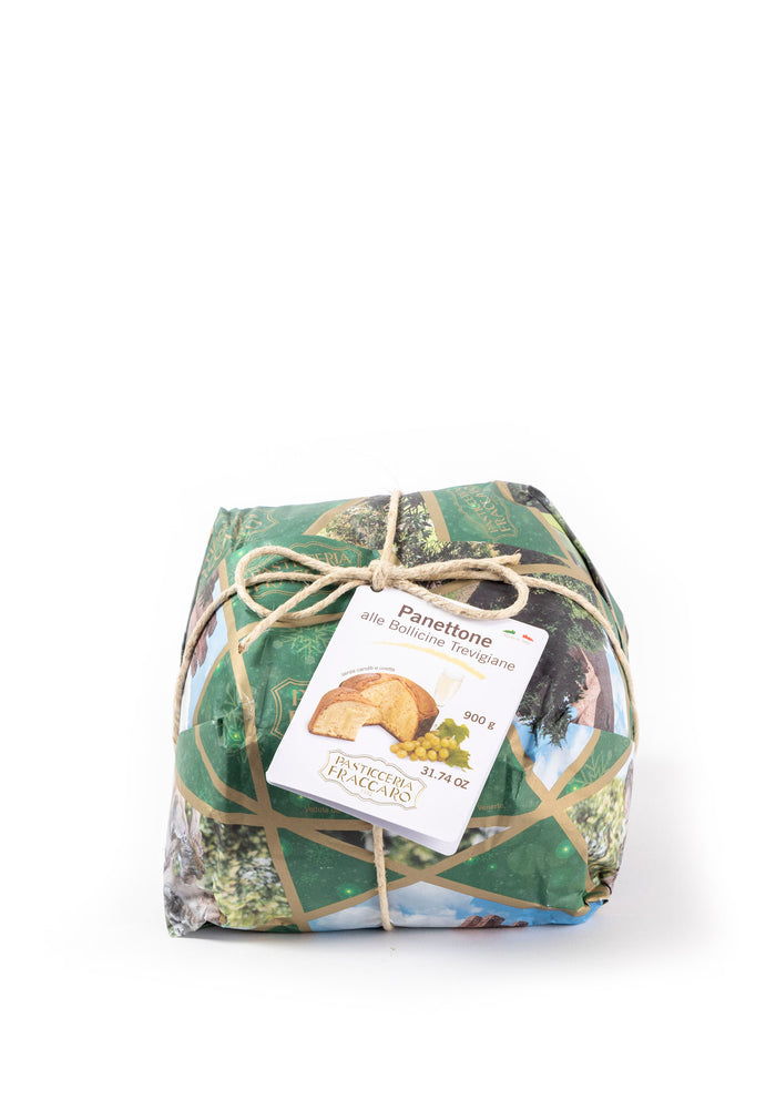 Panettone with Prosecco Wine 31.75 Oz