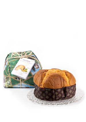 Panettone with Prosecco Wine 31.75 Oz - Magnifico Food