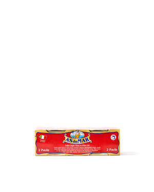 Solid Light Tuna in Olive Oil 2 Pack 7.05 Oz