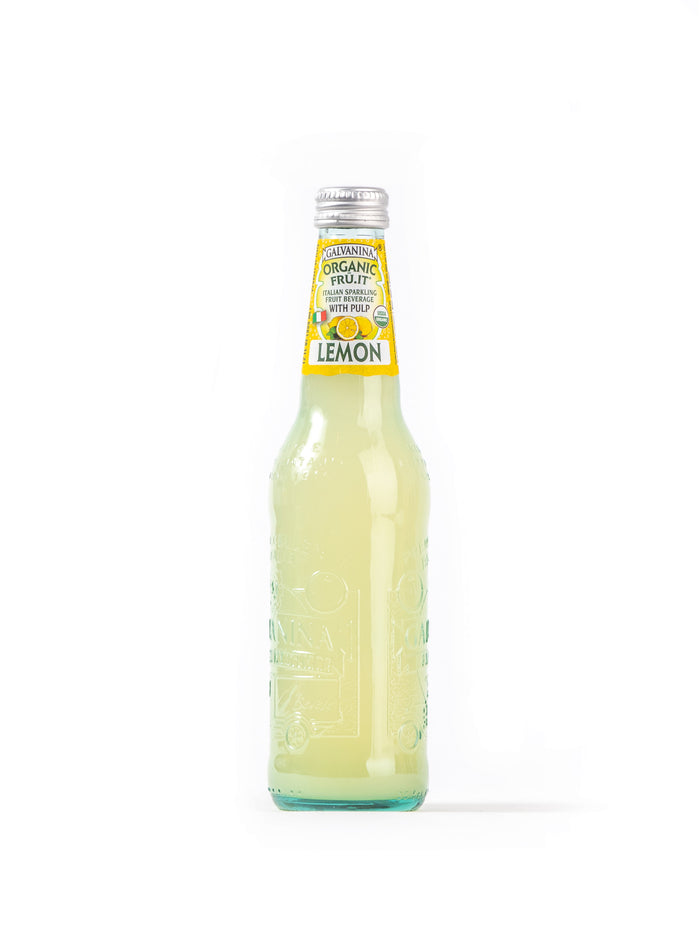 Organic Lemon 12 fl oz