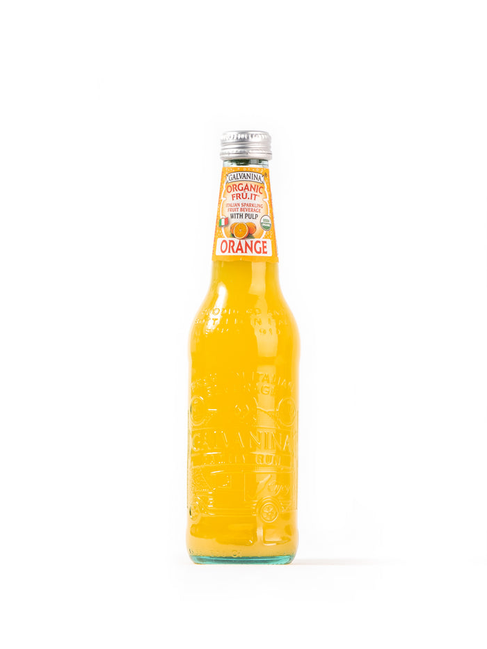 Organic Orange 12 fl oz